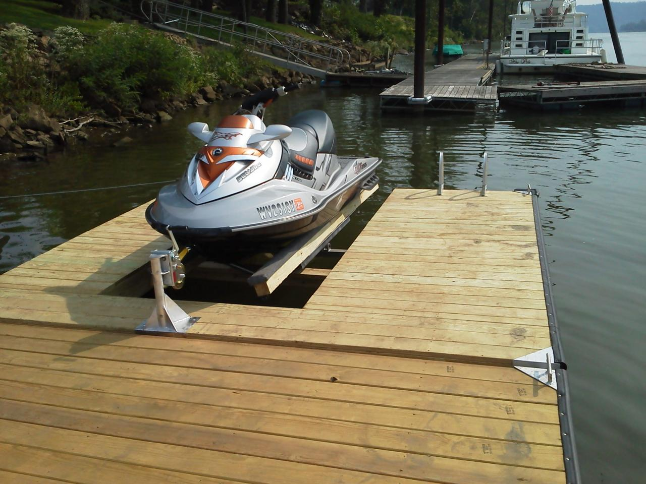 Genesis Services - OUR Types of Docks, Ramps, and Accessories: